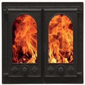 Топочные дверцы