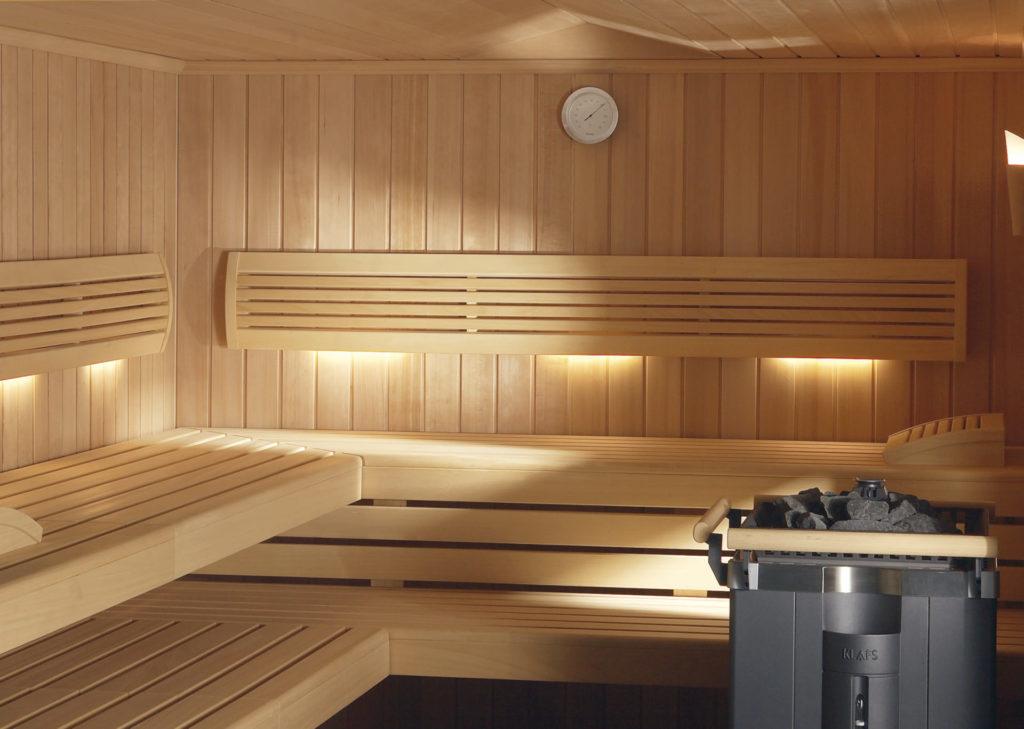 Дизайн парилки  в бане