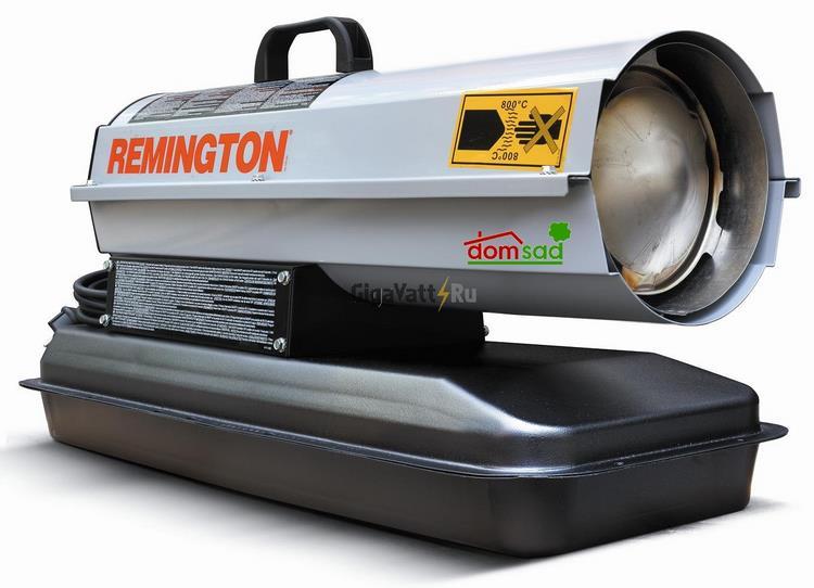 Тепловые пушки: классификация и выбор