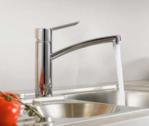 Как выбрать кухонный смеситель