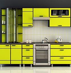 Как выбрать мебель в малогабаритную кухню