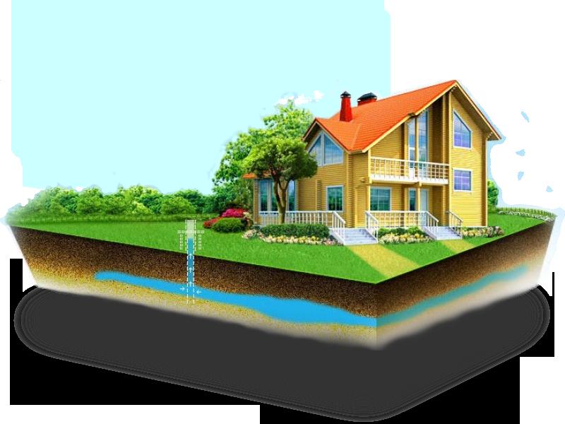 Бурение скважины на воду: 4 способа