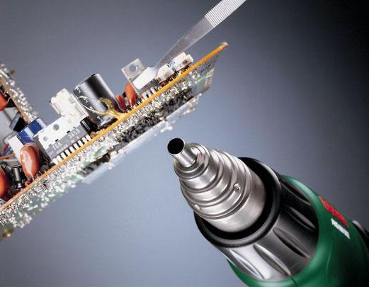 Как выбрать строительный фен?