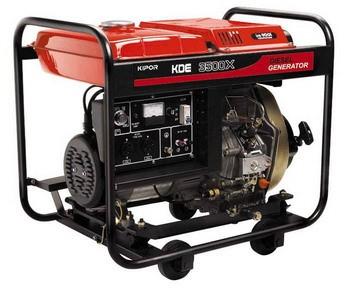 Выбираем генератор: бензиновый или дизельный