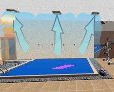 Как сделать вентиляцию бассейна своими руками?