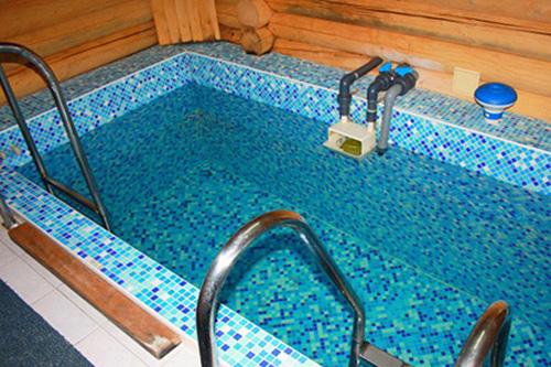 Как сделать бассейн для бани