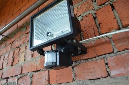 Как выбрать уличный прожектор