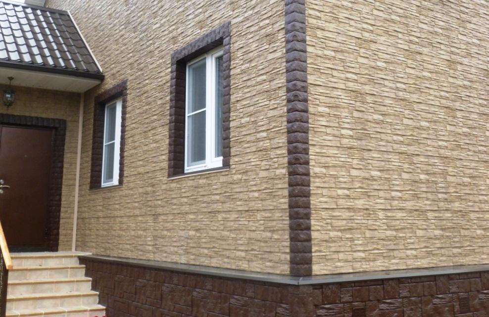 Фасадные панели: виды и монтаж