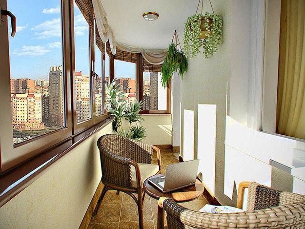 Как правильно остеклить балкон