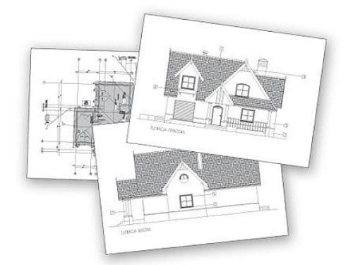 Как самому сделать проект дома