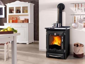 Как выбрать дровяную печь-камин
