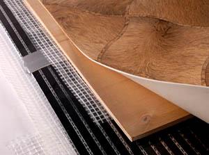 Как сделать теплый пол под линолеум