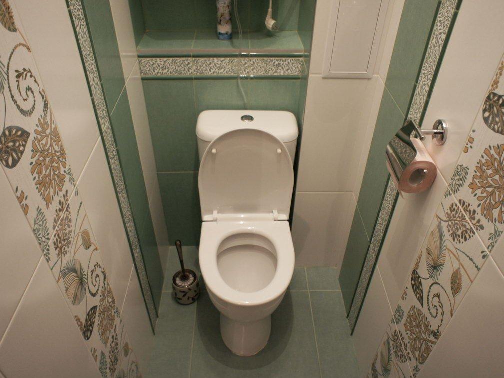 Бюджетный ремонт туалета своими руками