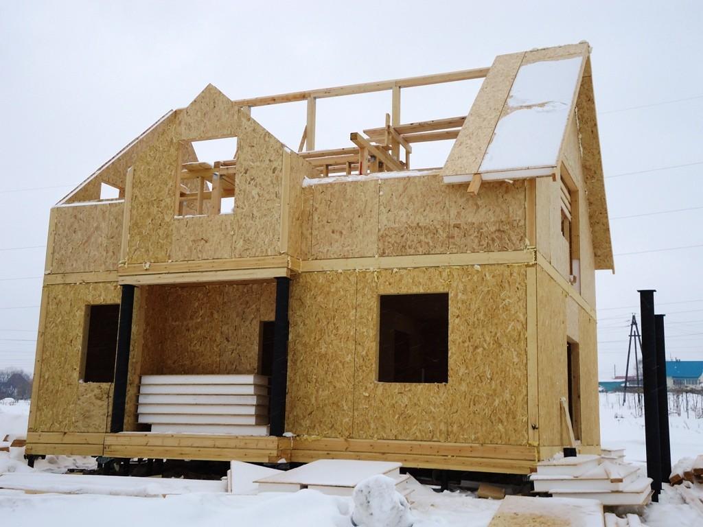 Канадские дома из сип панелей — на что обратить внимание?