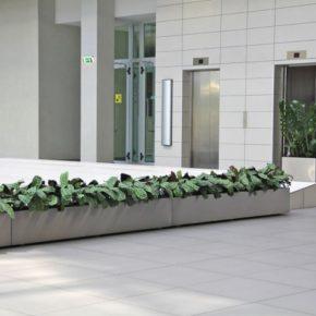 Озелененине офиса - фото (100)