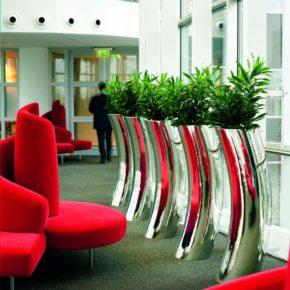 Озелененине офиса - фото (21)