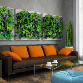 Озелененине офиса - фото (3)