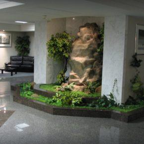 Озелененине офиса - фото (51)