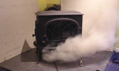Дымоходы для банной дровяной печи
