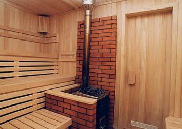 Дымоходы для банной дровяной печи фото