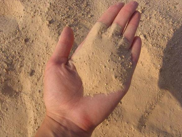 Песок для штукатурки стен — правила выбора