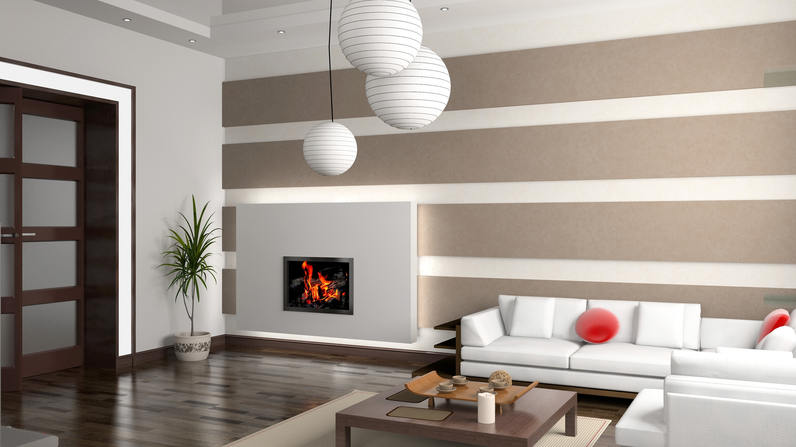 Awesome modern interior living room design ideas with balck .