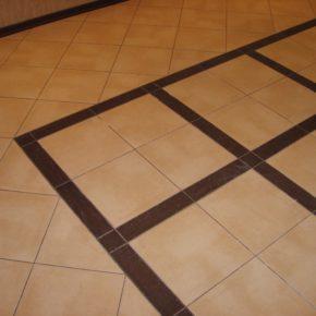 Напольная плитка для кухни - фото (10)