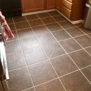 Напольная плитка для кухни - фото (2)