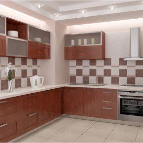 Напольная плитка для кухни - фото (39)