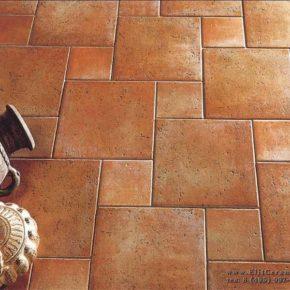 Напольная плитка для кухни - фото (67)