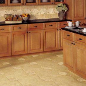 Напольная плитка для кухни - фото (8)
