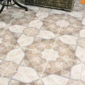 Напольная плитка для кухни - фото (83)