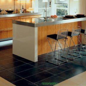Напольная плитка для кухни - фото (95)