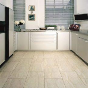 Напольная плитка для кухни - фото (98)