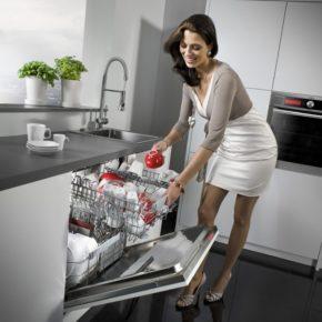Посудомоечная машина - фото (30)