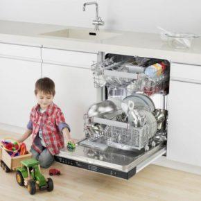 Посудомоечная машина - фото (63)