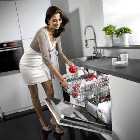 Посудомоечная машина - фото (83)