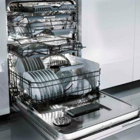 Посудомоечная машина - фото (87)