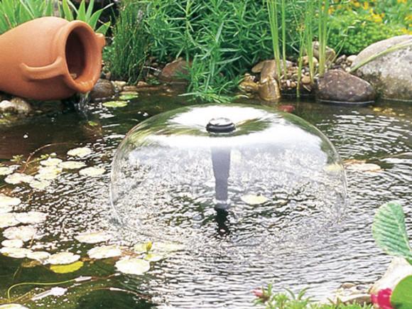 Выбираем и устанавливаем декоративный фонтан