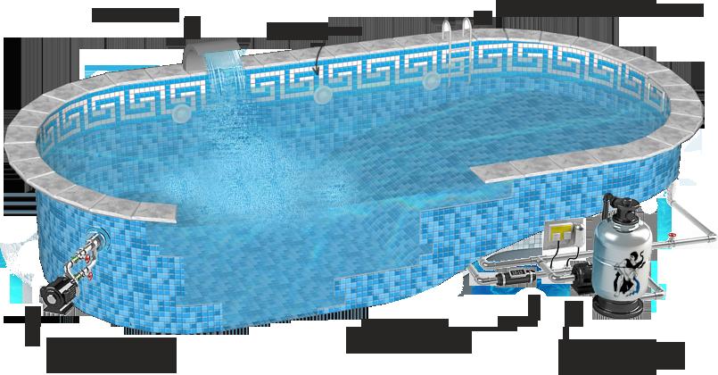 Как выбрать оборудование для бассейна