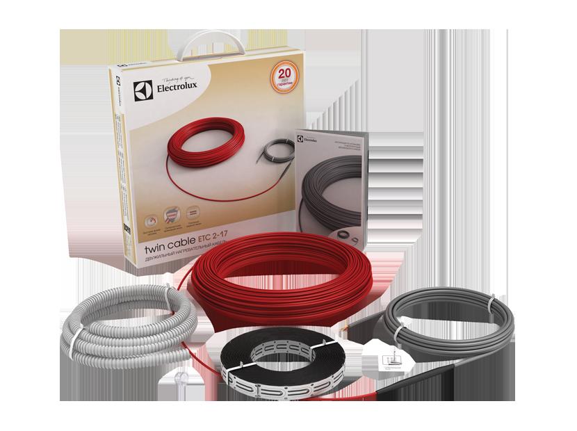 Как выбрать нагревательный кабель для теплого пола