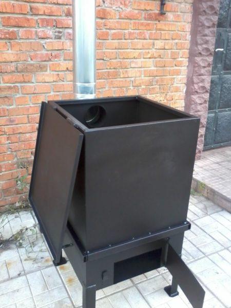 печь для огорода