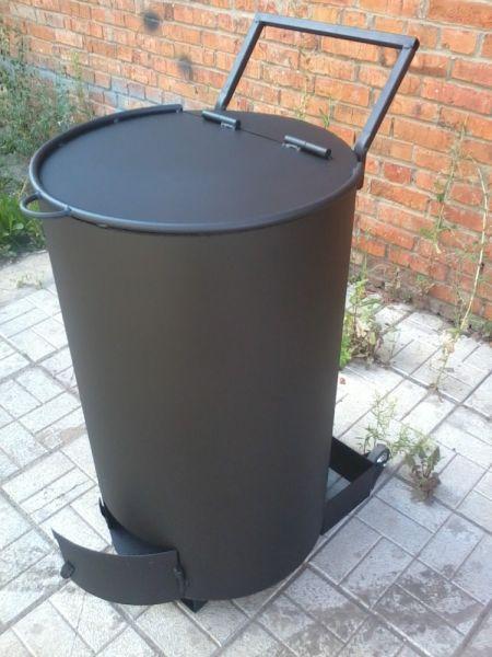 Печка для огорода
