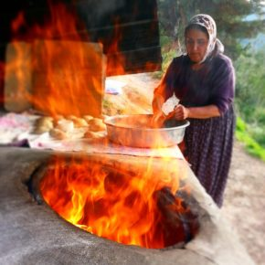 печь-тандыр