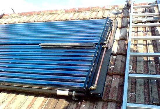 солнечные батареи для нагрева воды